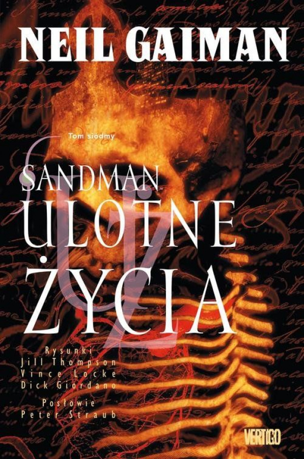 Sandman - Tom 07 - Ulotne życia
