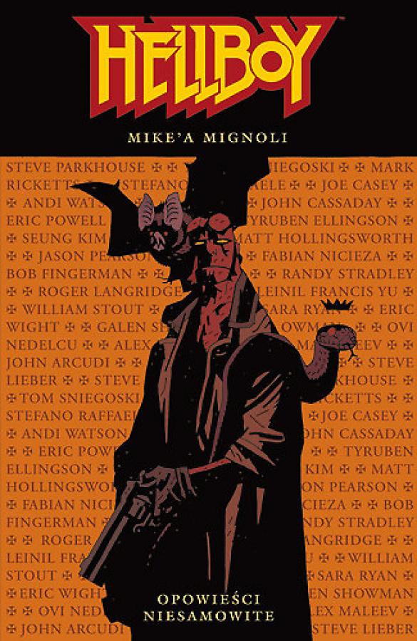 Hellboy - Opowieści Niesamowite