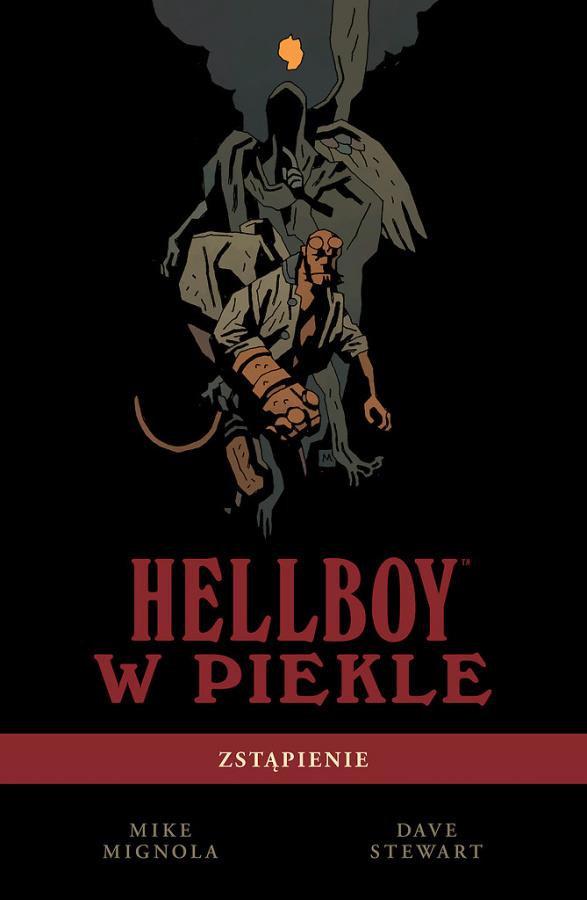 Hellboy w Piekle: Tom 1 - Zstąpienie