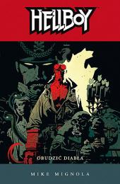 Hellboy - Tom 02 - Obudzić Diabła (wydanie drugie)