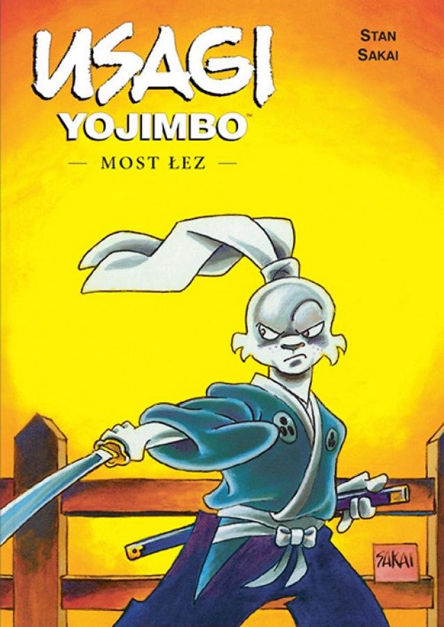 Usagi Yojimbo: Tom 17 - Most Łez