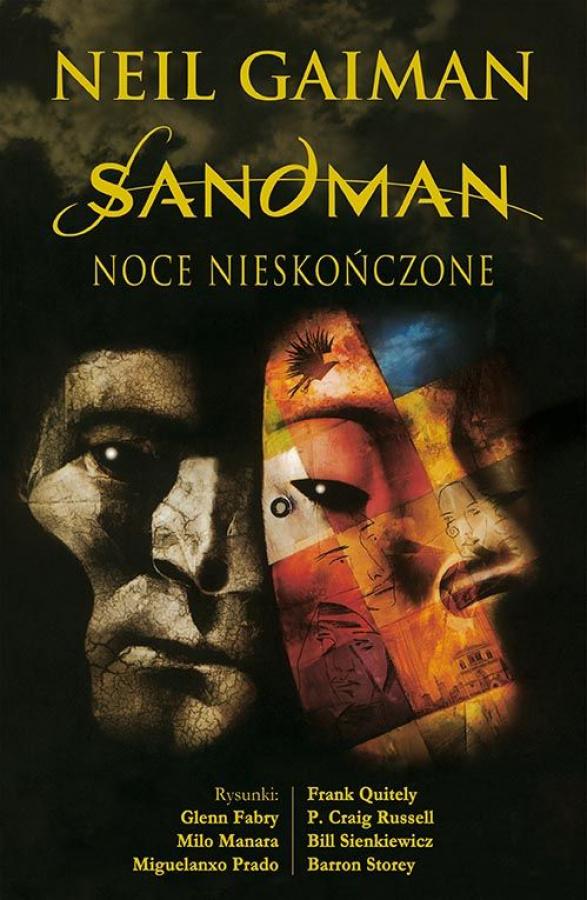Sandman: Noce nieskończone (wydanie II)