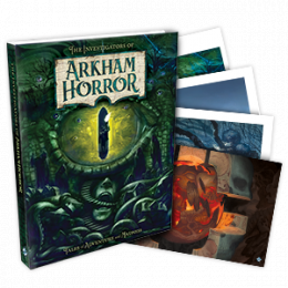 The Investigators of Arkham Horror (premium edition)