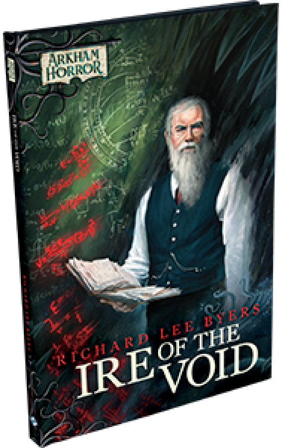 Arkham Horror Novel: Ire of the Void (twarda oprawa)