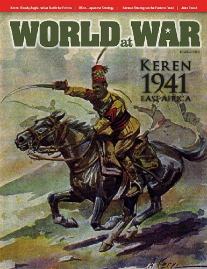 World at War Issue #25