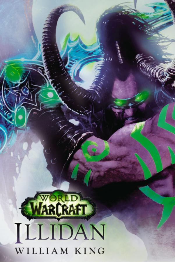 World of Warcraft. Illidan