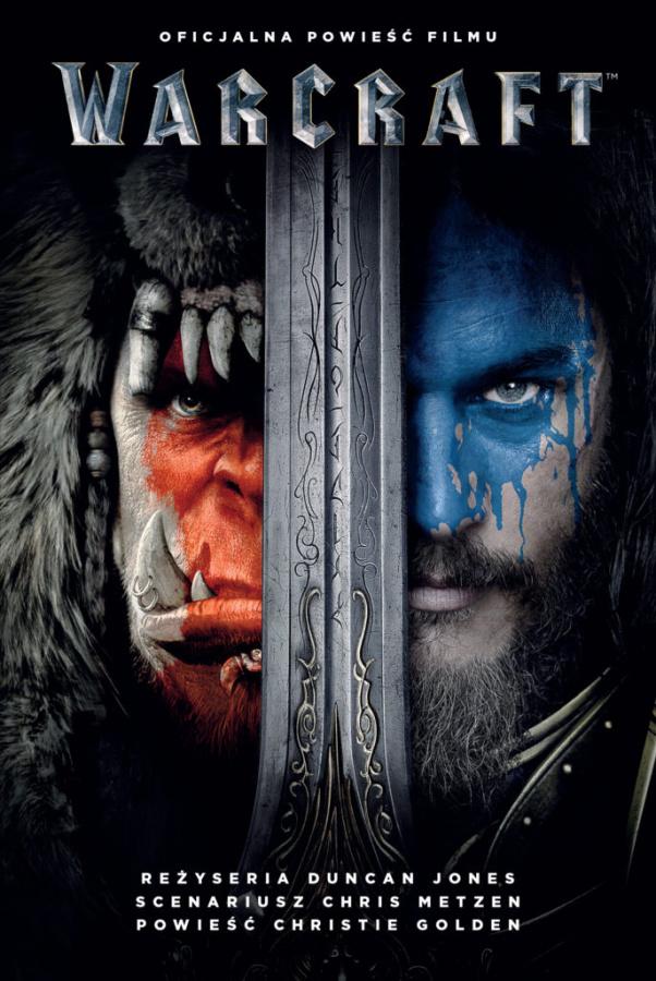 Warcraft (filmowa okładka)