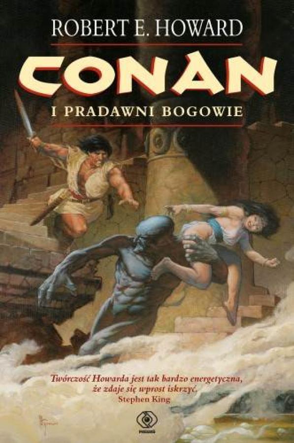 Conan i Pradawni Bogowie (tom 1)