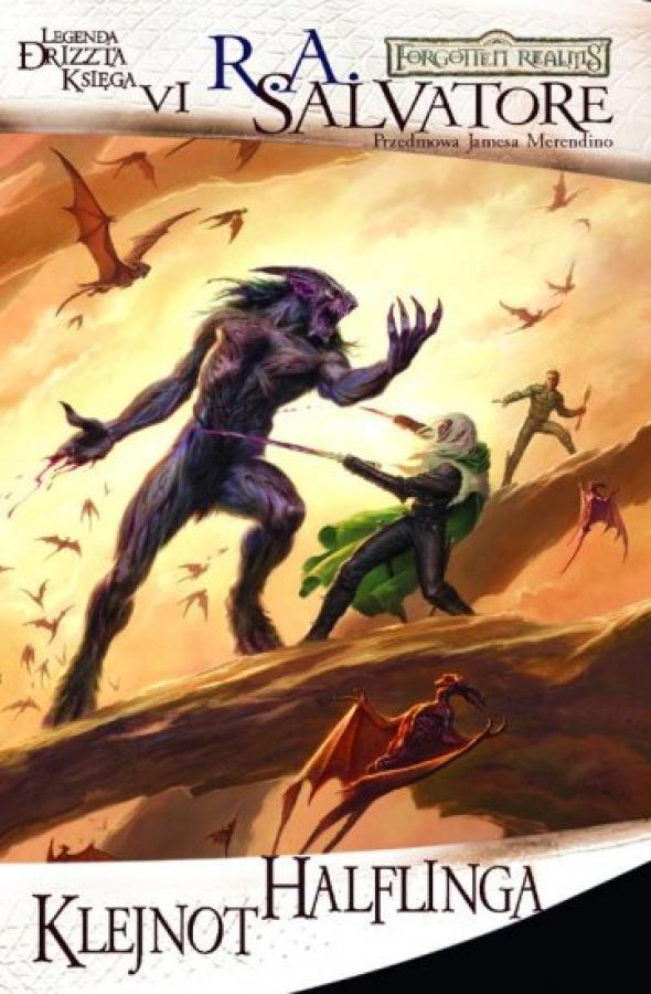 Legenda Drizzta: Księga 6 - Klejnot Halflinga