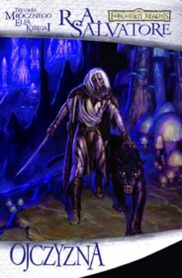 Legenda Drizzta: Księga 1 - Ojczyzna