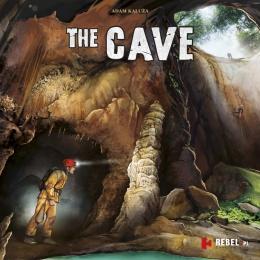 The Cave (wydanie angielskie)