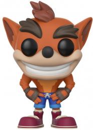 Funko POP Games: Crash Bandicoot - Crash Bandicoot (Chase Possible)