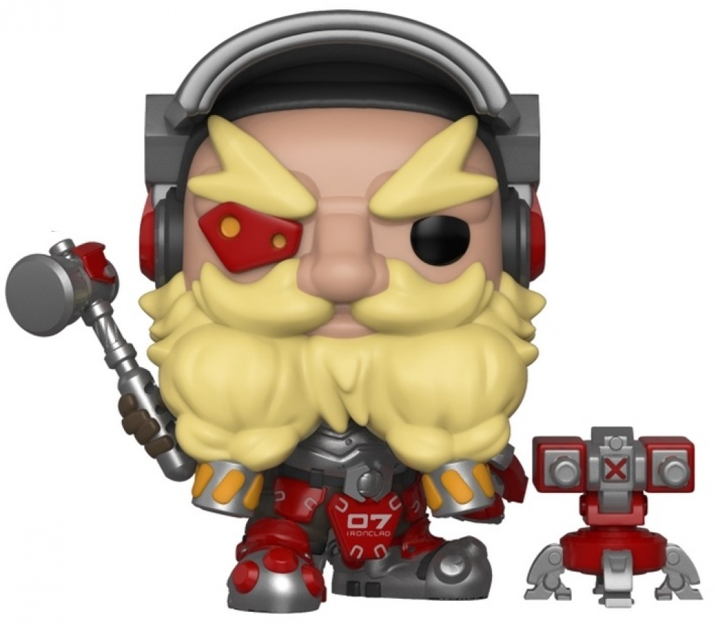 Funko POP Games: Overwatch - Torbjörn