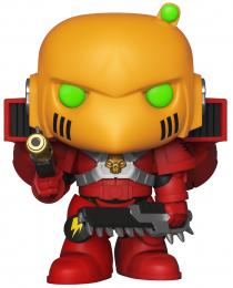 Funko POP Games: Warhammer 40K - Blood Angels Assault Marine