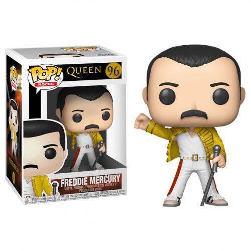 (nieaktywny) Funko POP Rocks: Queen - Freddie Mercury (Wembley 1986)
