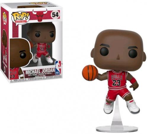 Funko POP NBA: Bulls - Michael Jordan