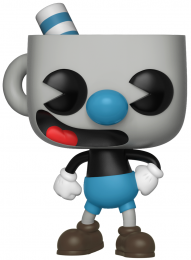 Funko POP Games: Cuphead: Mugman