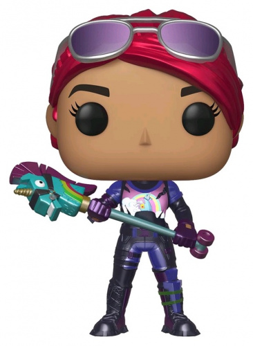 Funko POP Games: Fortnite S3 - Brite Bomber (Metallic)