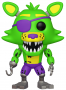 Funko POP Games: FNAF - Blacklight Foxy