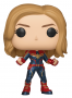 Funko POP Marvel: Captain Marvel - Captain Marvel (Chase Possible)