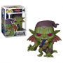 Funko POP Marvel Bobble: Spider-Man Animated - Green Goblin