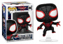 Funko POP Marvel Bobble: Spider-Man Animated - Miles Morales