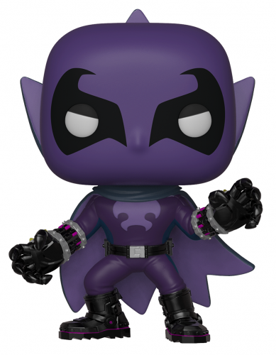 Funko POP Marvel Bobble: Spider-Man Animated - Prowler