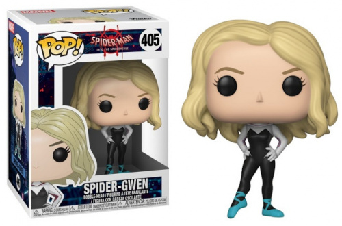 Funko POP Marvel Bobble: Spider-Man Animated - Spider-Gwen