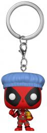 Funko POP Keychains: Deadpool Playtime - Deadpool Bathtime