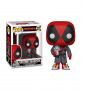 Funko POP Marvel: Deadpool Bedtime - Deadpool in Robe