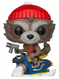 Funko POP Marvel: Holiday S2 - Rocket