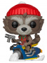 Funko POP Marvel: Holiday S2 - Rocket