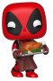 Funko POP Marvel: Holiday S2 - Deadpool