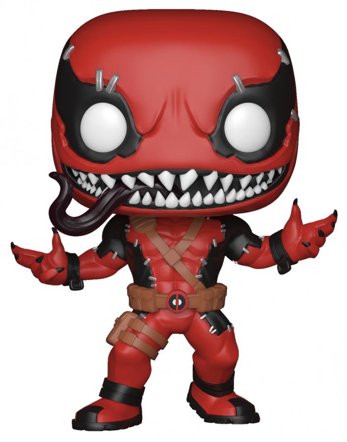 Funko POP Marvel: Venom - Venompool