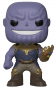 Funko POP Bobble: Marvel: Avengers Infinity War: Thanos
