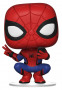Funko POP Movies: Spider-Man Far From Home - Spider-Man (Hero Suit)