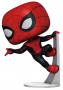 Funko POP Movies: Spider-Man Far From Home - Spider-Man (Upgraded Suit)