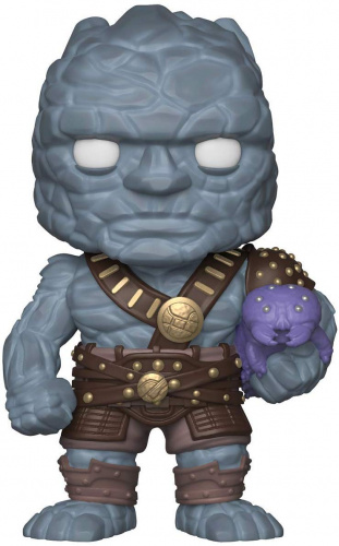 Funko POP Marvel: Thor Ragnarok - Korg Holding Miek