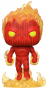 Funko POP Marvel: Fantastic Four - Human Torch