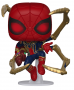 Funko POP Marvel: Endgame- Iron Spider with Nano Gauntlet