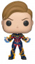 Funko POP Marvel: Endgame - Captain Marvel with New Hair