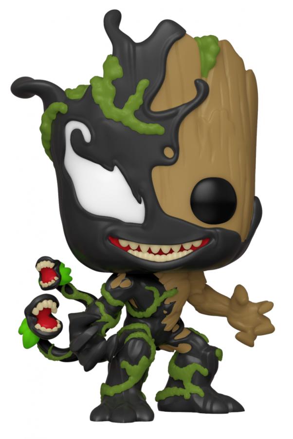 Funko POP Marvel: Venom - Venomized Groot
