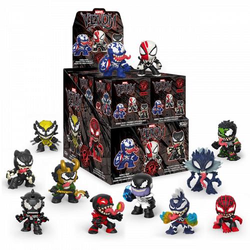 Funko Mystery Minis: Marvel Venom