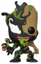 "Funko POP Marvel: Max Venom - 10"" Groot"