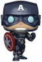 Funko POP Marvel: Avengers Game: Captain America