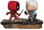 Funko POP Comic Moments: Marvel - Deadpool vs Cable