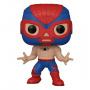 Funko POP Marvel: Luchadores - El Aracno (Spider-Man)