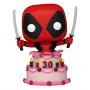 Funko POP Marvel: Deadpool 30th - Deadpool in Cake