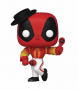 Funko POP Marvel: Deadpool 30th - Flamenco Deadpool