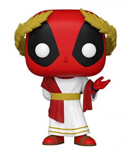 Funko POP Marvel: Deadpool 30th - Roman Senator Deadpool